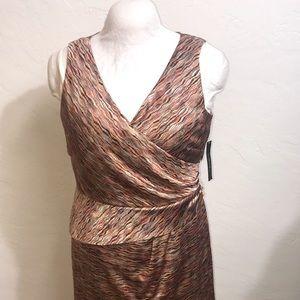 NWT Size 14 TAHARI Dress